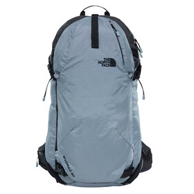 The North Face Snomad 34L Ski Backpack Mid Grey/Asphalt Grey